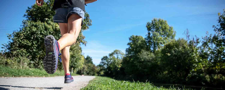 Sponsring löpning