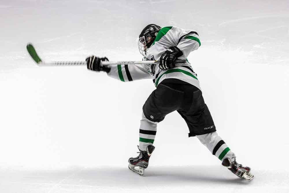 Sponsring ishockeylag